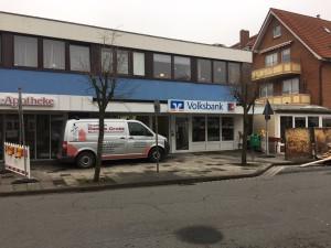 Volsbank Umbau 2017
